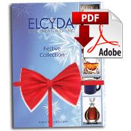 download Elcyda Holiday Flyer 2018