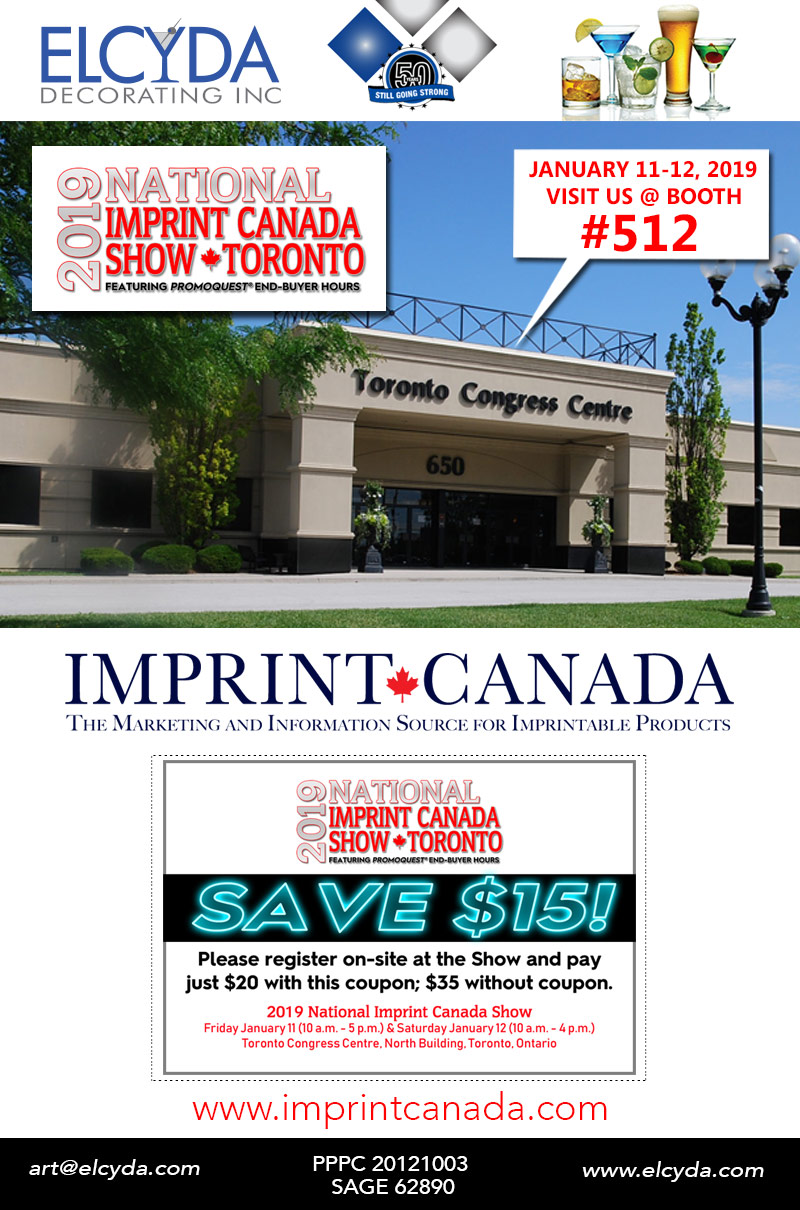 Imprint Canada Show 2019